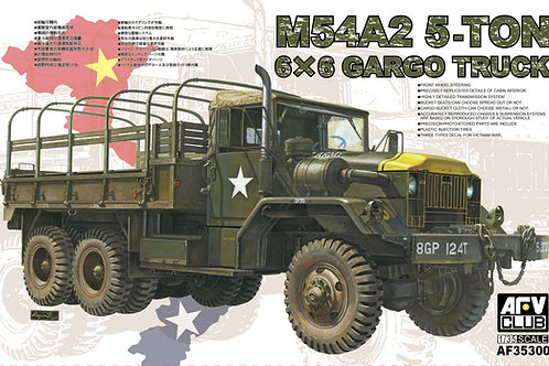 (под заказ) Американский грузовик M54A2 5 тонн - AFV Club AF35300 1/35