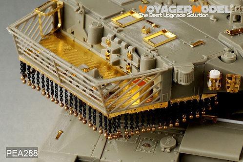 Merkava Mk.3D MBT chains (For MENG TS-001) - Voyager Model PEA2881:35 под заказ