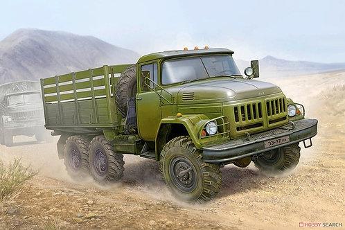 Российский грузовик ЗиЛ-131 бортовой - Trumpeter 01031 1/35
