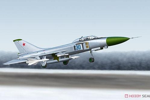 Советский самолет Су-15 УМ, Sukhoi Su-15 TM Flagon-G - Trumpeter 1:72 01625