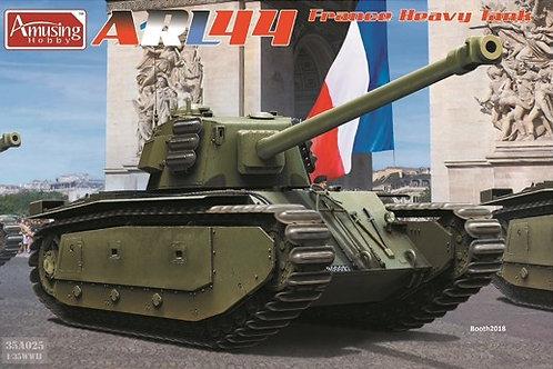 Французский танк ARL 44 - Amusing Hobby 35A025 1/35