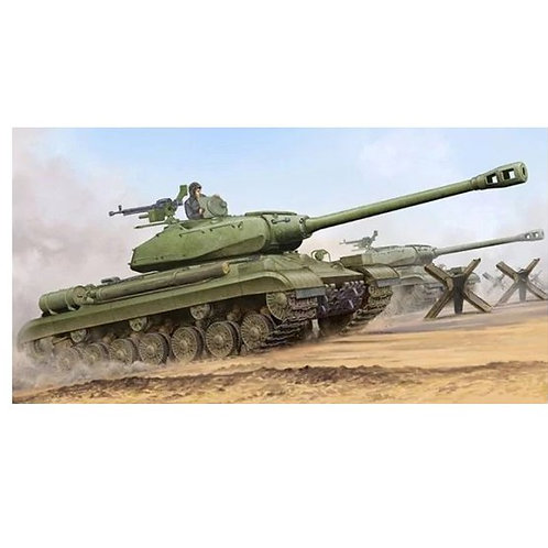 Советский танк ИС-4 - Trumpeter 05573 1/35