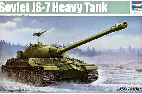 (под заказ) Советский тяжелый танк ИС-7 - Trumpeter 055861:35