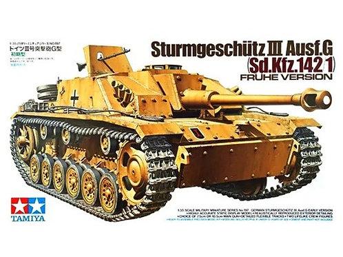Stug III Ausf.G ранняя серия - Tamiya 35197 1/35