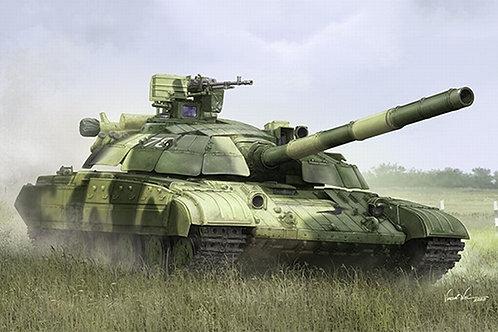 """Украинский танк Т-64БМ """"Булат"""", Ukraine T-64BM - Trumpeter 1:35 09592"""