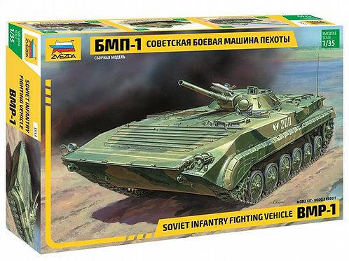 3553 Звезда 1:35 Советская боевая машина пехоты БМП-1