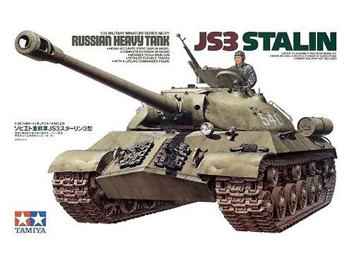 Советский танк ИС-3 - Tamiya 1:35 35211