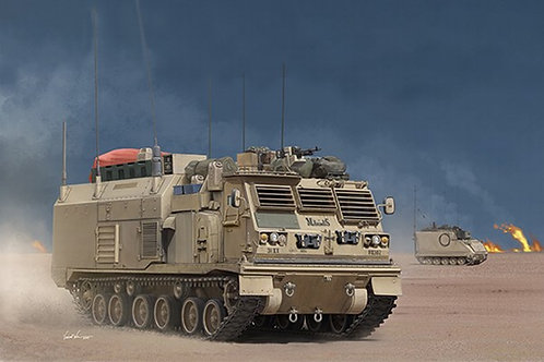 M4 Command and Control Vehicle (C2V) Trumpeter 1:35 01063 под заказ