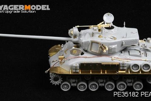 Шанцевые инструменты для танка Шерман - PEA107 Voyager 1/35