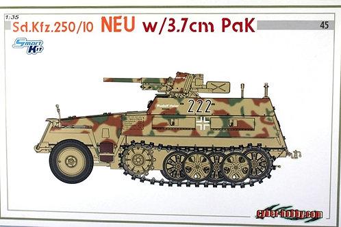 Sd.Kfz.250/10 NEU w/3,7cm Pak - Cyber Hobby / Dragon 1:35 6595