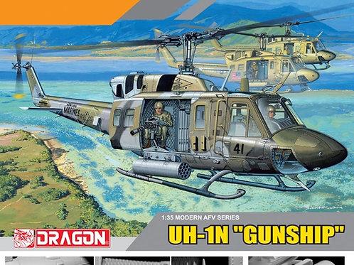 "Вертолет UH-1N ""Gunship"" - 3540 Dragon 1/35"