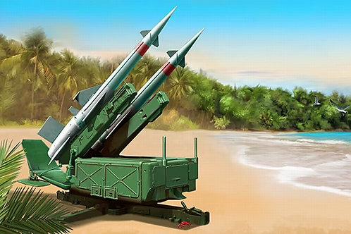 """Советский ЗРК С-125 М """"Нева-М"""" с ракетами 5В27 - Trumpeter 1:35 02353"""