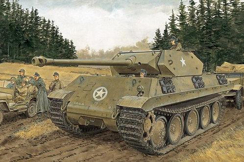 Ersatz M10 (эрзац Пантера - М10) - Dragon 6561 1:35