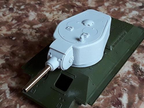 Zedval N35059 1/35 Конверсия Т-34-122 с 122-мм гаубицей