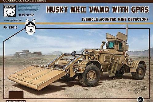 (под заказ) Husky Mk III with GPRS - Panda Hobby PH35015 1:35