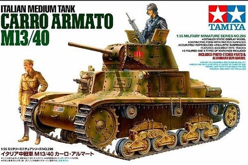 Итальянский танк Carro Armato M13/40 - Tamiya 1:35 35296
