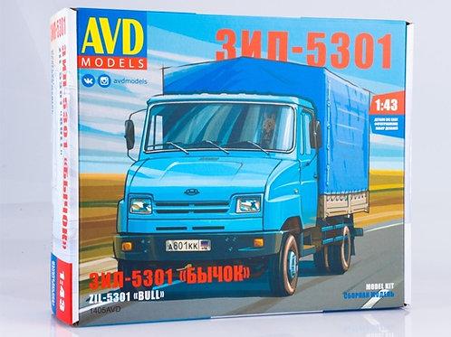 "1405AVD AVD Models 1/43 Российский грузовик ЗИЛ-5301 ""Бычок"""
