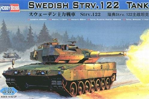 Swedish Strv.122 Tank - Hobby Boss 1:35 82404