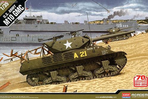 Самоходка M10 GMC (Нормандия 1944) - Academy 1:35 13288