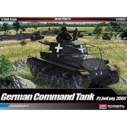 PzKpfw 35(t) Command Tank - Academy 1:35 13313