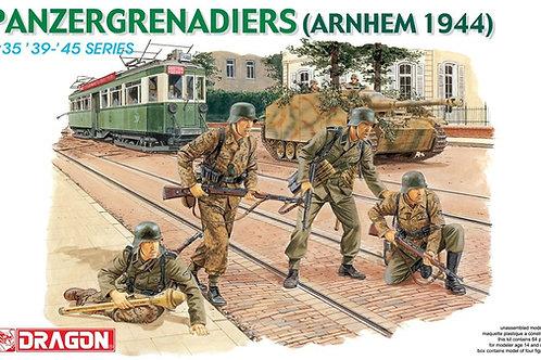 (п/заказ) Panzergenadiers (Arnhem 1944) - Dragon 1:35 6161