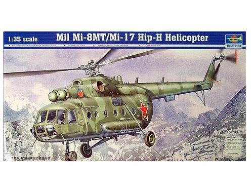 Советский вертолет Ми-8МТ / Ми-17 - Trumpeter 1:35 05102