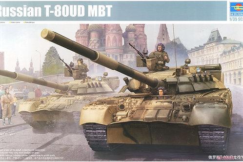 Советский танк Т-80УД - Trumpeter 09527 1:35
