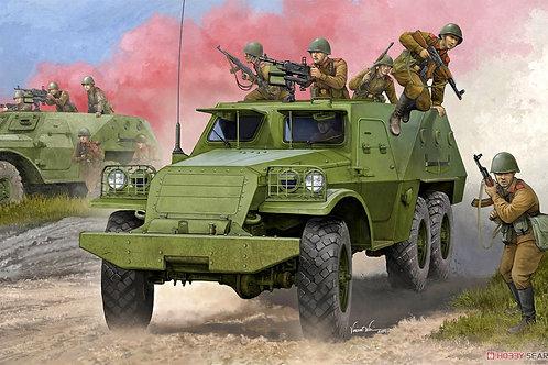 Советский БТР-152 В1 - Trumpeter 09573 1/35