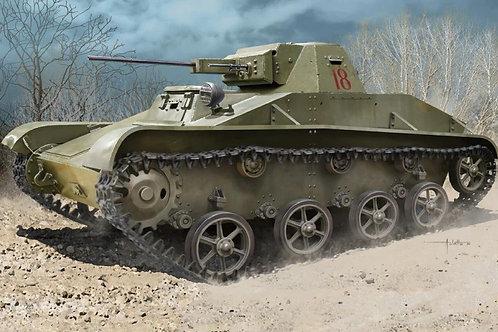Советский танк Т-60 Soviet T-60 Light Tank - Hobby Boss 1:35 84555