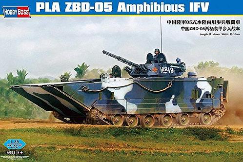 (под заказ) PLA ZBD-05 Amphibious IFV - Hobby Boss 82483 1/35