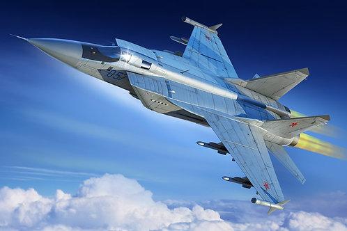 Российский самолет МиГ-31М Foxhound - Hobby Boss 1:48 81755