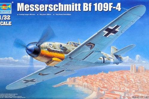 Messerschmitt Bf 109F-4 - Trumpeter 1:32 02292