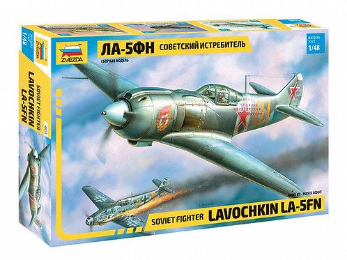 4801 Звезда 1/48 Советский истребитель Ла-5ФН Лавочкин