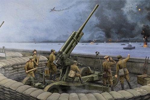 85-мм зенитная пушка 52-К образца 1943 года, поздний выпуск Trumpeter 1:35 02342