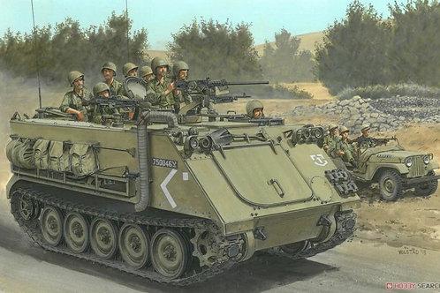 Израильский БТР M113 Zelda, Война Судного дня - Dragon 3608 1/35