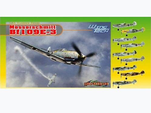 Messerschmitt Bf 109 E-3 - Cyber Hobby / Dragon 1:32 3222