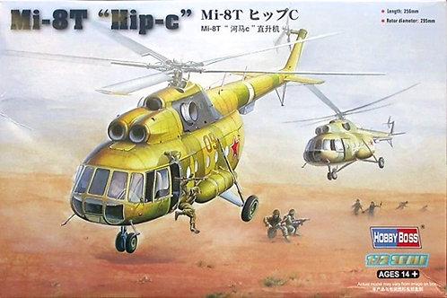 (под заказ) Советский вертолет Миль Ми-8Т - Hobby Boss 1:72 87221