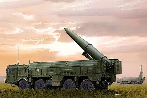"""Российский ракетный комплекс """"Искандер-М"""" - Trumpeter 1:35 01051"""