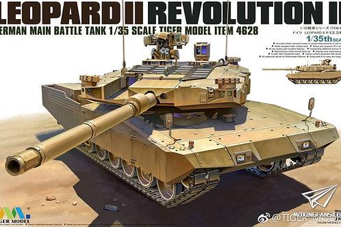 (под заказ) Leopard II Revolution II German MBT - TIGER MODEL 4628 1/35