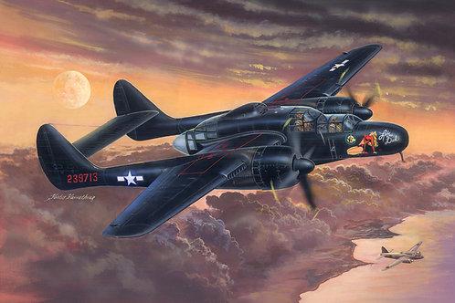 "Самолет P-61B Black Widow ""Черная вдова"" - Hobby Boss 1:32 83209"