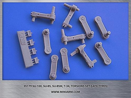 MINIARM 35179 Комплект балансиров (поздние) T-34, СУ-85, СУ-100, СУ-85М - b35179