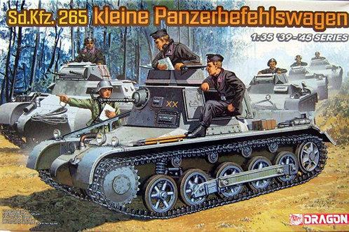 (в пути) Sd.Kfz. 265 малая командирская машина - Dragon 1:35 6218