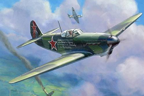 Советский самолет Як-1Б - Звезда 4817 1/48