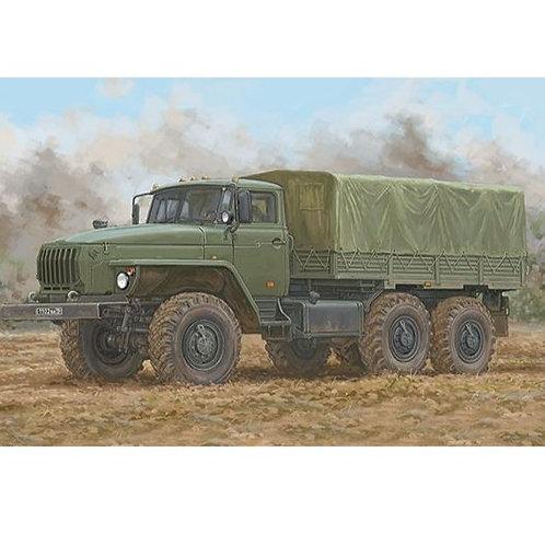 Российский грузовик Урал 4320 - Trumpeter 01072 1/35