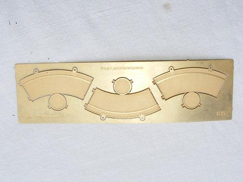 МД 035206 Ведра 10-литровые (1:35), 3 шт