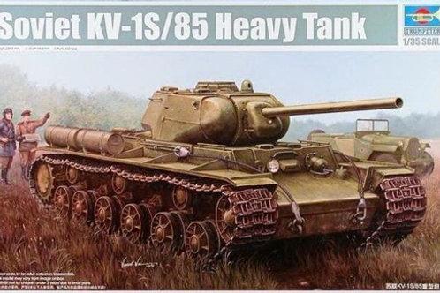 Советский танк КВ-1С / КВ-85 - Trumpeter 1:35 01567