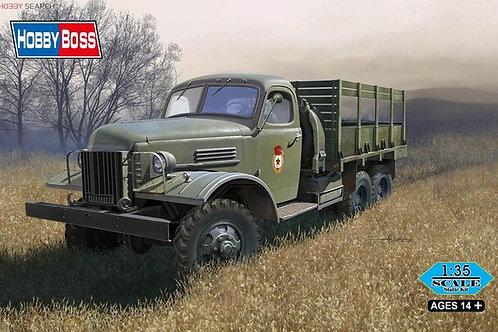 Советский грузовик бортовой ЗиС-151 - Hobby Boss 83845 1:35