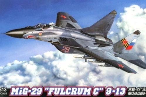 "(под заказ) Самолет МиГ-29 9-13 ""Fulcrum"" - Great Wall Hobby 1:48 L4813 GWH"