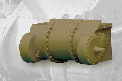35016 Fury Models US tank M3 Lee/Grant Three-piece FDA - MINIARM, 1/35