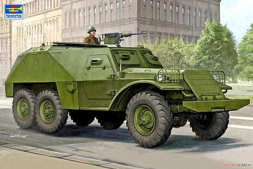 (п/заказ) Trumpeter 1:35 09574 Советский БТР-152 К1, Soviet BTR-152K1 APC